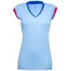 GORE RUNNING WEAR SUNLIGHT 4.0 Shirt Lady ice blue/jazzy pink